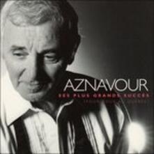 Ses plus grands succes - CD Audio di Charles Aznavour