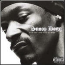 Paid tha Cost to be da Boss - CD Audio di Snoop Doggy Dogg