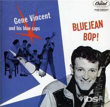 Blue Jean Bop - CD Audio di Gene Vincent