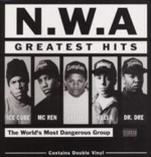 Greatest Hits (+ Bonus Tracks) - Vinile LP di NWA