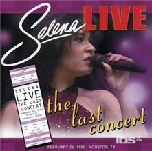 Live - CD Audio di Selena