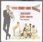 Cover CD Colonna sonora Agente 007 - Si vive solo due volte