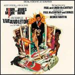 Cover CD Colonna sonora Agente 007 - Vivi e lascia morire