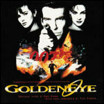 Cover CD Colonna sonora 007 Goldeneye