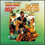 Cover CD L'uomo dalla pistola d'oro