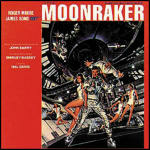 Cover CD Colonna sonora Moonraker - Operazione spazio