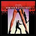 Cover CD Colonna sonora Solo per i tuoi occhi