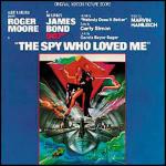 Cover CD Colonna sonora Agente 007 - La spia che mi amava