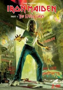 Iron Maiden. Part 1. The Early Days (2 DVD) - DVD