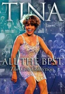 Tina Turner. All the Best. The Live Collection - DVD