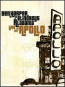 Ben Harper & The Blind Boys of Alabama. Live at the Apollo - DVD
