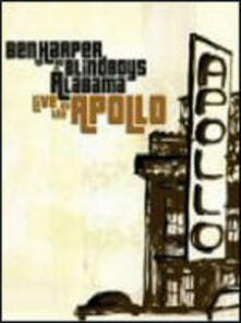 Ben Harper & The Blind Boys of Alabama. Live at the Apollo - DVD