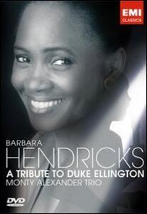 Barbara Hendricks. A Tribute To Duke Ellington - DVD