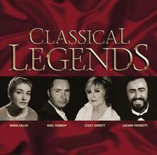 Classical Legends - CD Audio