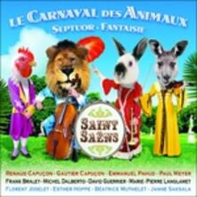 Carnaval des Animaux - CD Audio di Camille Saint-Saëns