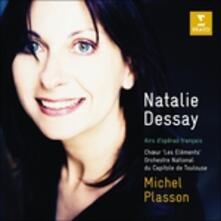 Arie d'opera francesi - CD Audio di Natalie Dessay,Michel Plasson,Orchestre du Capitole de Toulouse