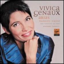 Arie - CD Audio di Johann Adolph Hasse,Georg Friedrich Händel,Vivica Genaux