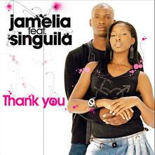 Thank You - CD Audio Singolo di Jamelia,Singuila