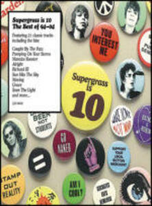 Supergrass. Supergrass Is 10 - DVD