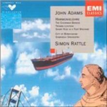 Harmonielehre - CD Audio di John Adams,Simon Rattle,City of Birmingham Symphony Orchestra