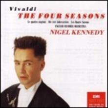 Le quattro stagioni - CD Audio di Antonio Vivaldi,Nigel Kennedy