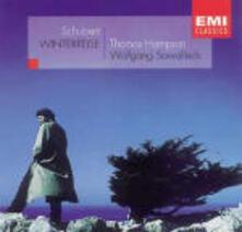 Winterreise-Lieder - CD Audio di Franz Schubert,Thomas Hampson,Wolfgang Sawallisch