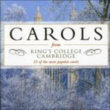 Carols from Kings - CD Audio di King's College Choir