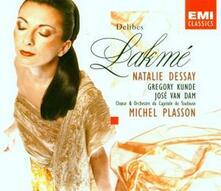 Lakmé - CD Audio di Léo Delibes,Natalie Dessay,José Van Dam,Gregory Kunde,Michel Plasson,Orchestre du Capitole de Toulouse