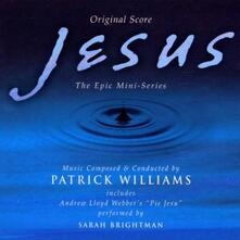 Jesus (Colonna Sonora) - CD Audio di Patrick Williams