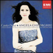 Casta Diva: Bel Canto Album - CD Audio di Angela Gheorghiu