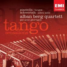 Tango sensations - CD Audio di Alban Berg Quartett