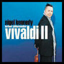 The Vivaldi Album II - CD Audio di Antonio Vivaldi,Nigel Kennedy