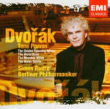 Poemi sinfonici - CD Audio di Antonin Dvorak,Berliner Philharmoniker,Simon Rattle
