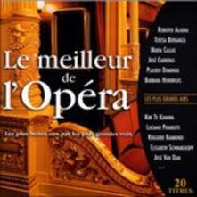 Le Meilleur De L'opera - CD Audio