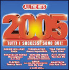 All the Hits 2005 - CD Audio