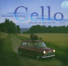 Cello Album - CD Audio