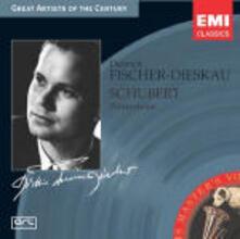 Winterreise-Lieder - CD Audio di Franz Schubert,Dietrich Fischer-Dieskau