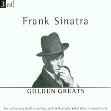 Golden Greats - CD Audio di Frank Sinatra