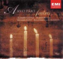 Fratres - Tabula Rasa - Summa - Spiegel im Spiegel - Festina Lente - CD Audio di Arvo Pärt