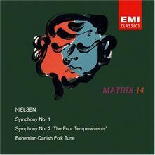 Sinfonia n.1 - CD Audio di Carl August Nielsen,Herbert Blomstedt