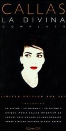 Callas. La Divina - CD Audio di Maria Callas