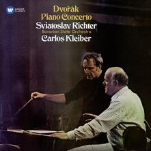 Concerto per pianoforte / Fantasia Wanderer D760 (Serie Original) - CD Audio di Antonin Dvorak,Franz Schubert,Sviatoslav Richter,Carlos Kleiber,Orchestra Sinfonica della Radio Bavarese
