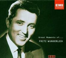 Great Moments of - CD Audio di Fritz Wunderlich