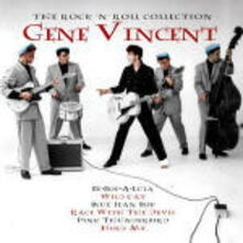 The Rock'n'Roll Collection - CD Audio di Gene Vincent