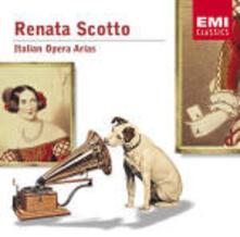 Arie da opere italiane - CD Audio di Renata Scotto