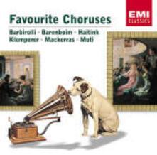 Favourite Choruses - CD Audio