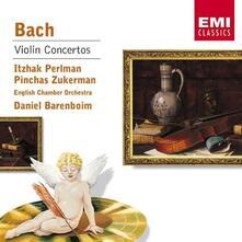Concerti per Violino - CD Audio di Johann Sebastian Bach