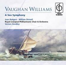 A Sea Symphony - CD Audio di Ralph Vaughan Williams