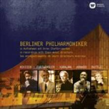 Berliner Philharmoniker and Their Music Directors (Box Set) - CD Audio di Berliner Philharmoniker