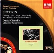 Encores - CD Audio di David Oistrakh